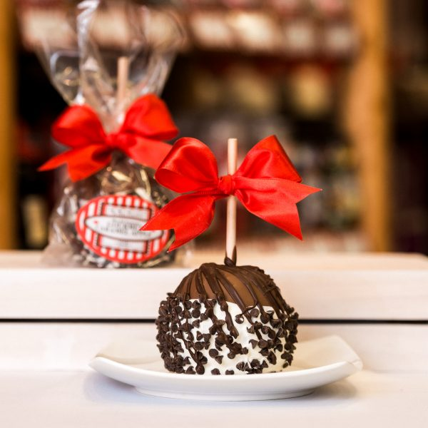 Double Chocolate Chip Caramel Apple Primary Image