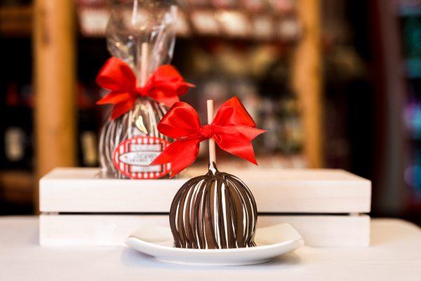 Milk Chocolate Kissed Caramel Apple Primary Image