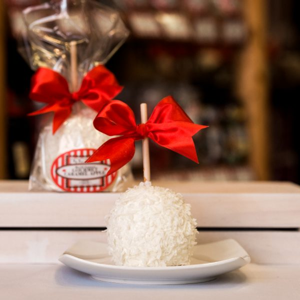 White Chocolate Coconut Snowball Primary Image