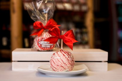 White Chocolate Peppermint Caramel Apple Primary Image