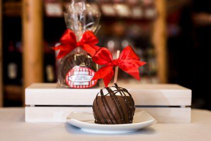 Triple Chocolate w/ Sea Salt Caramel Apple Primary Image