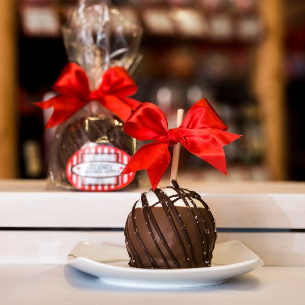 Triple Chocolate w/ Sea Salt Caramel Apple Primary Image