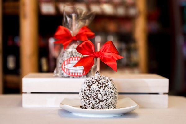 Dark Chocolate Coconut Caramel Apple Primary Image