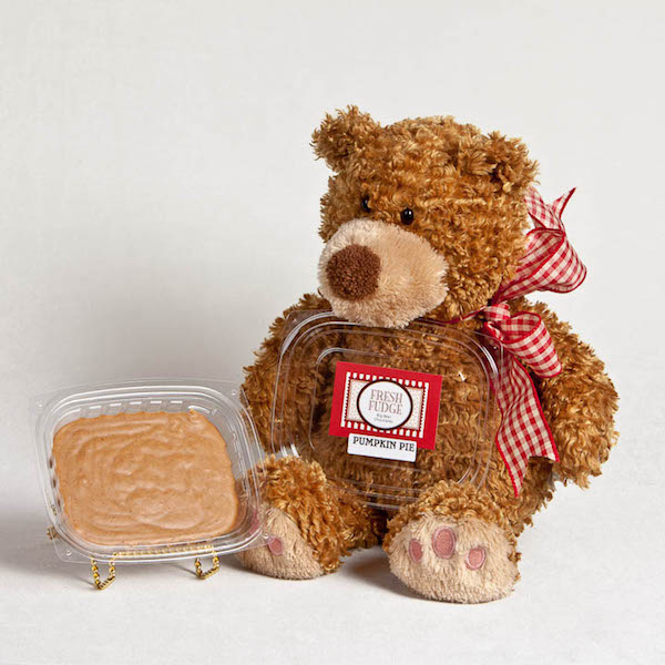 Big Bear Chocolates Pumpkin Pie Fudge