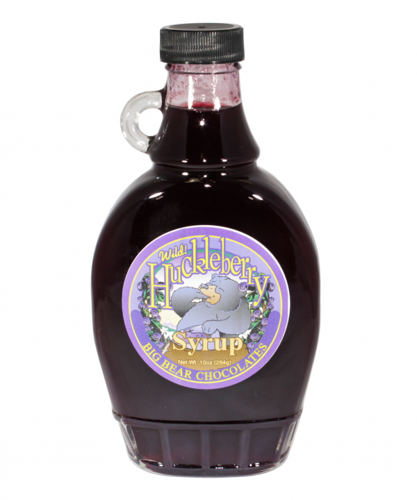 huckleberry syrup