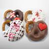 Valentines Chocolate Caramel pretzels 02