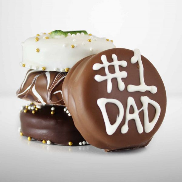 Fathers Day Chocolate Oreos 02